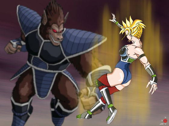 Think, that super saiyan girl nude opinion you