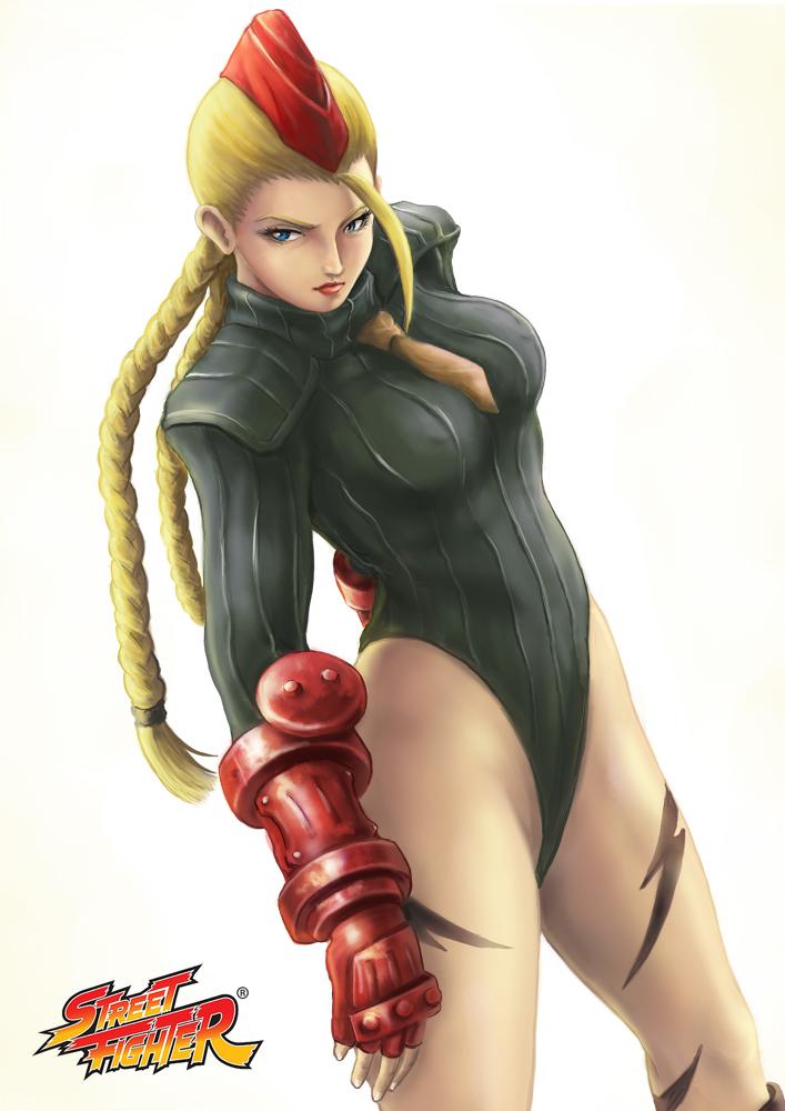 Wives of Street Fighter | American Studies!