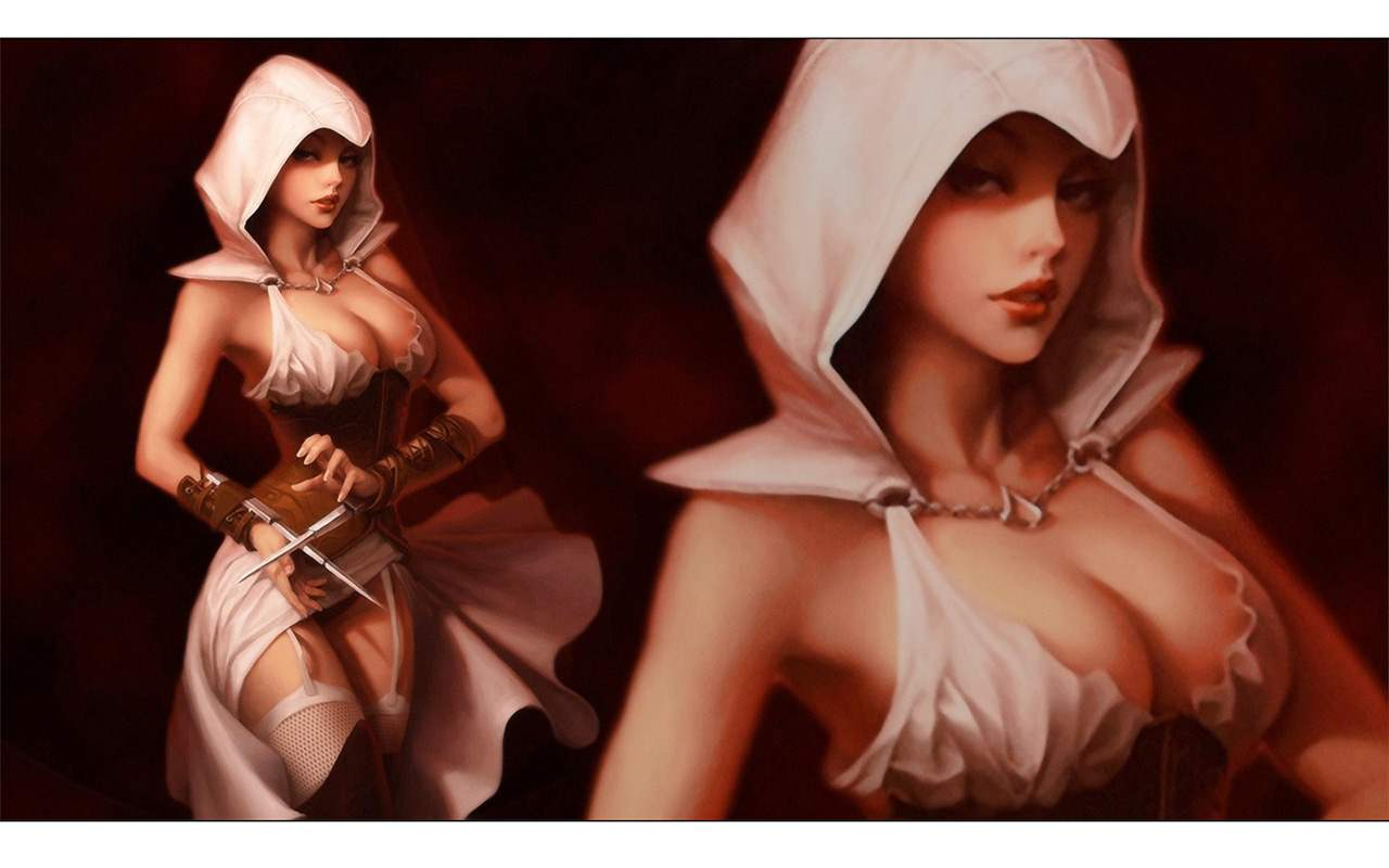 Female assassin creed porn hentia gallery